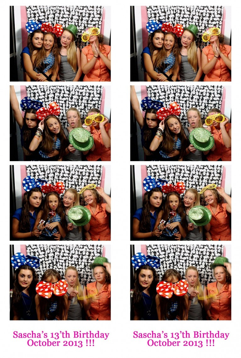 Some fun Booth Photo's